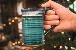 Solorio Pottery Stoneware Mug