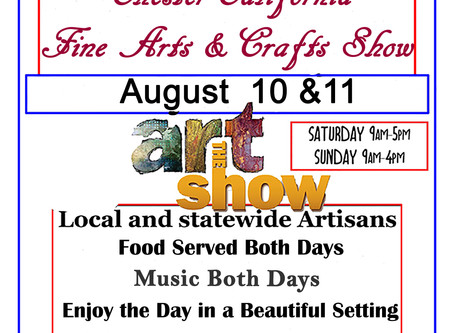Bidwell House Art and Craft Show