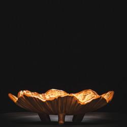 Solorio Pottery Lava Bowl