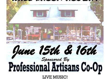 Mill Creek Resort Art and Craft Event