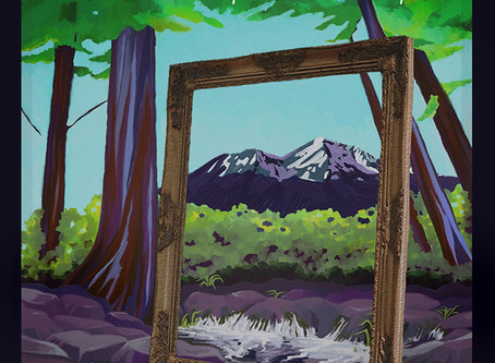 Mount Shasta Headwaters Art and Craft