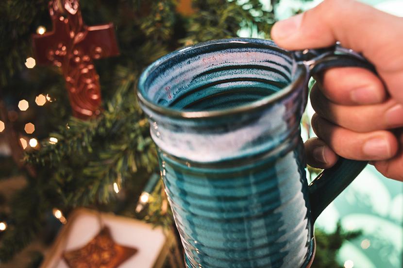 Solorio Pottery Mug