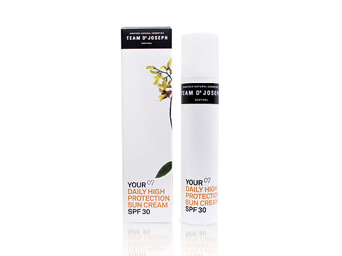 YOUR DAILY HIGH PROTECTION SUN CREAM SPF30, 50ML