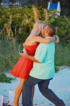 Newly Engaged Couple Kidding_NDP.jpg