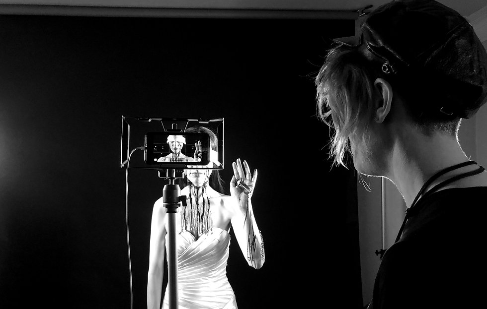 Rory Gory Directing