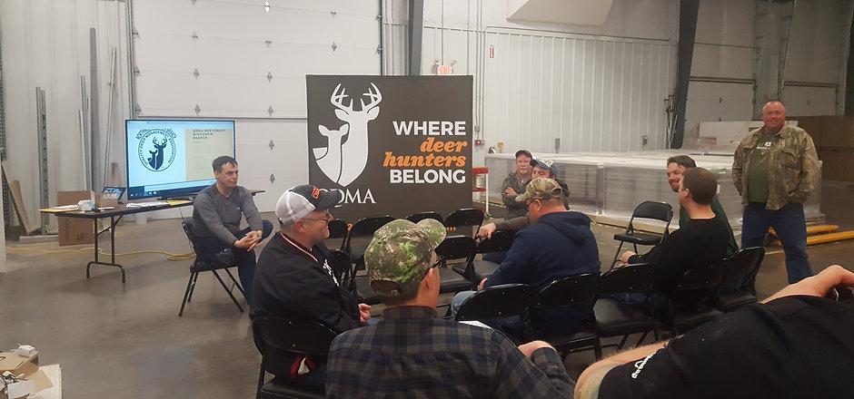 QDMA Northwest Wisconsin Branch Meeting