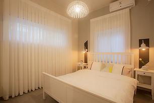 דירת AIRBNB - חדר שינה