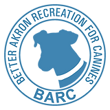 Better Akron Recreation for Canines and Akron Dog Park Logo