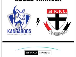 AFL - Round 13