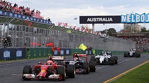Melbourne F1 Grand Prix