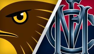 AFL - Week 2 Finals - Hawthorn v Melbourne