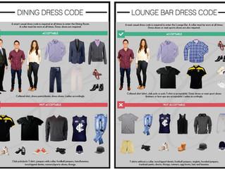 AFL Footy Dress Code