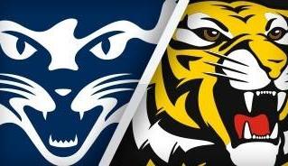 Week 1 Finals - Cats v Tigers