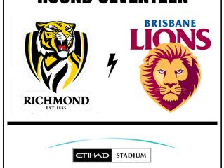 AFL - Round 17