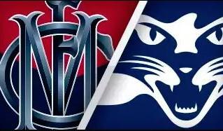 AFL Week 1 Finals - Melbourne v Geelong