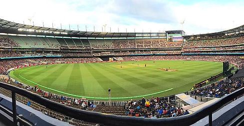 Boxing Day Test, One Day International, KFC T20 - MCG Premium Seats, Mercury Principle Events