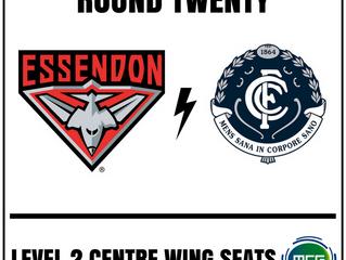 AFL - Round 20
