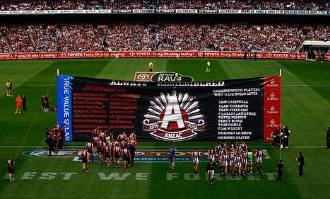 AFL ANZAC Day Football - Premium Tickets & Dining Packages