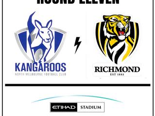 AFL - Round 11