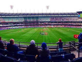 AFL - Round 9