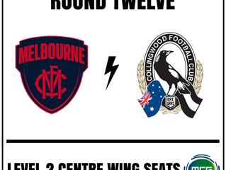 AFL - Round 12