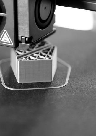3D-Drucker in der Ostschweiz