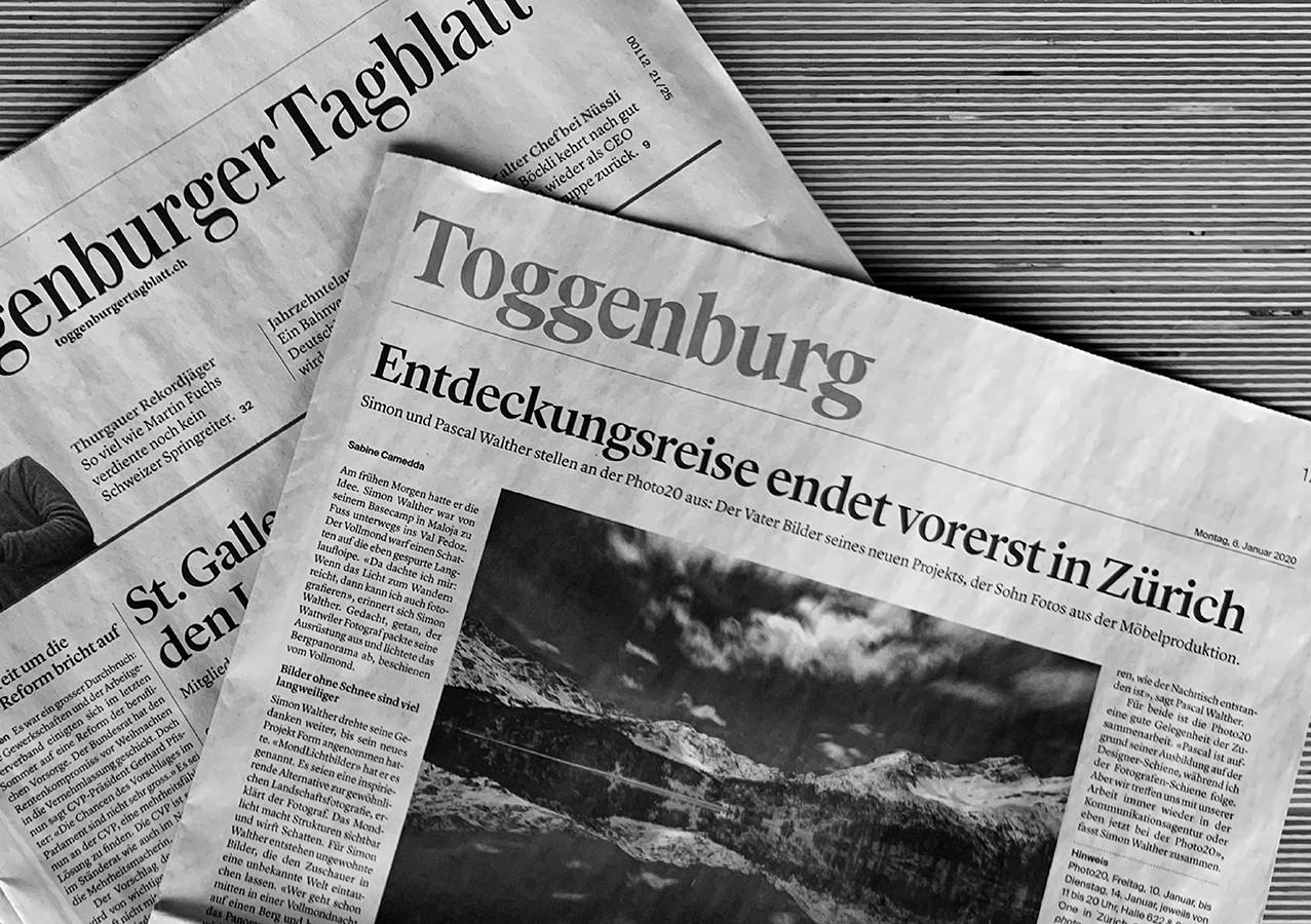Zeitung «Tagblatt»
