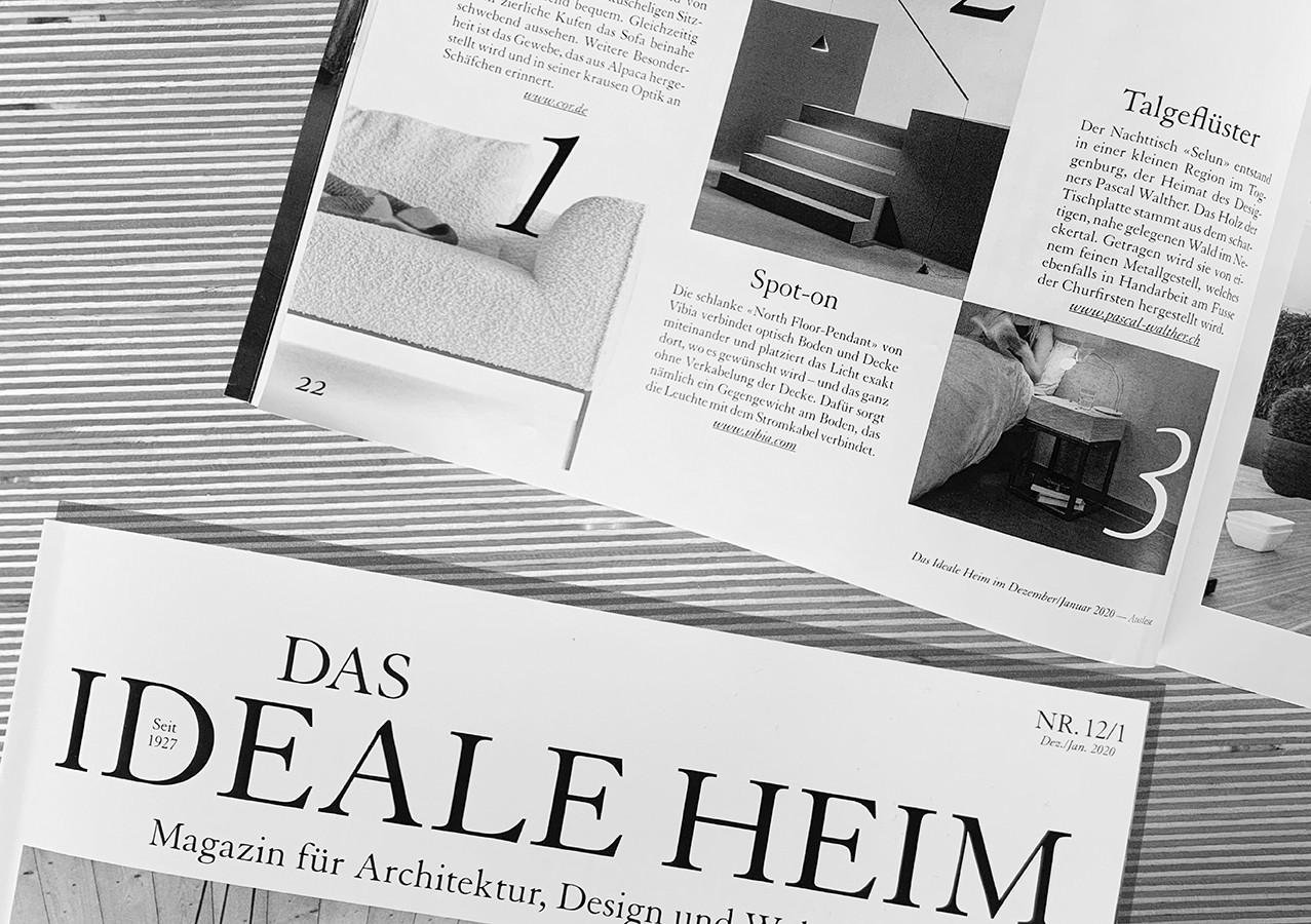 Magazin «das ideale Heim»