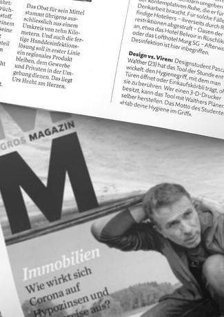 Magazin «Migros Magazin»