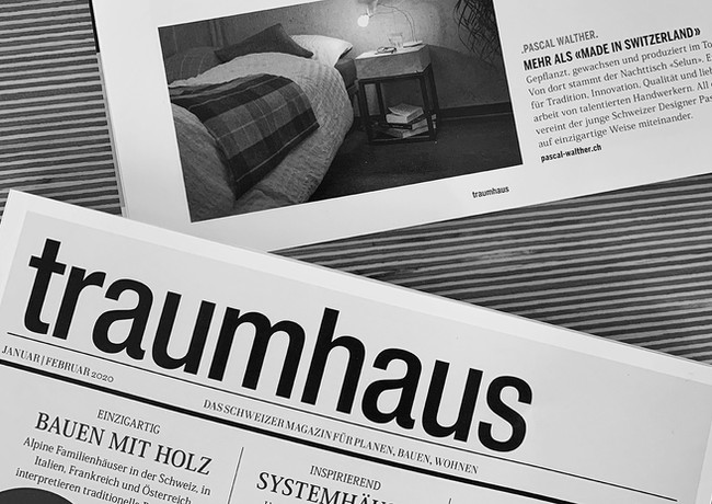 Magazin «Traumhaus»