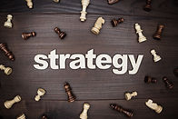 word-strategy-on-wooden-background-P4GDS