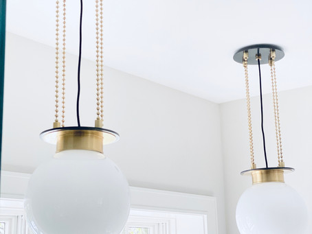 The Gunther Pendant from Hudson Valley Lighting Group