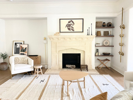 The Perfect White Paint Color