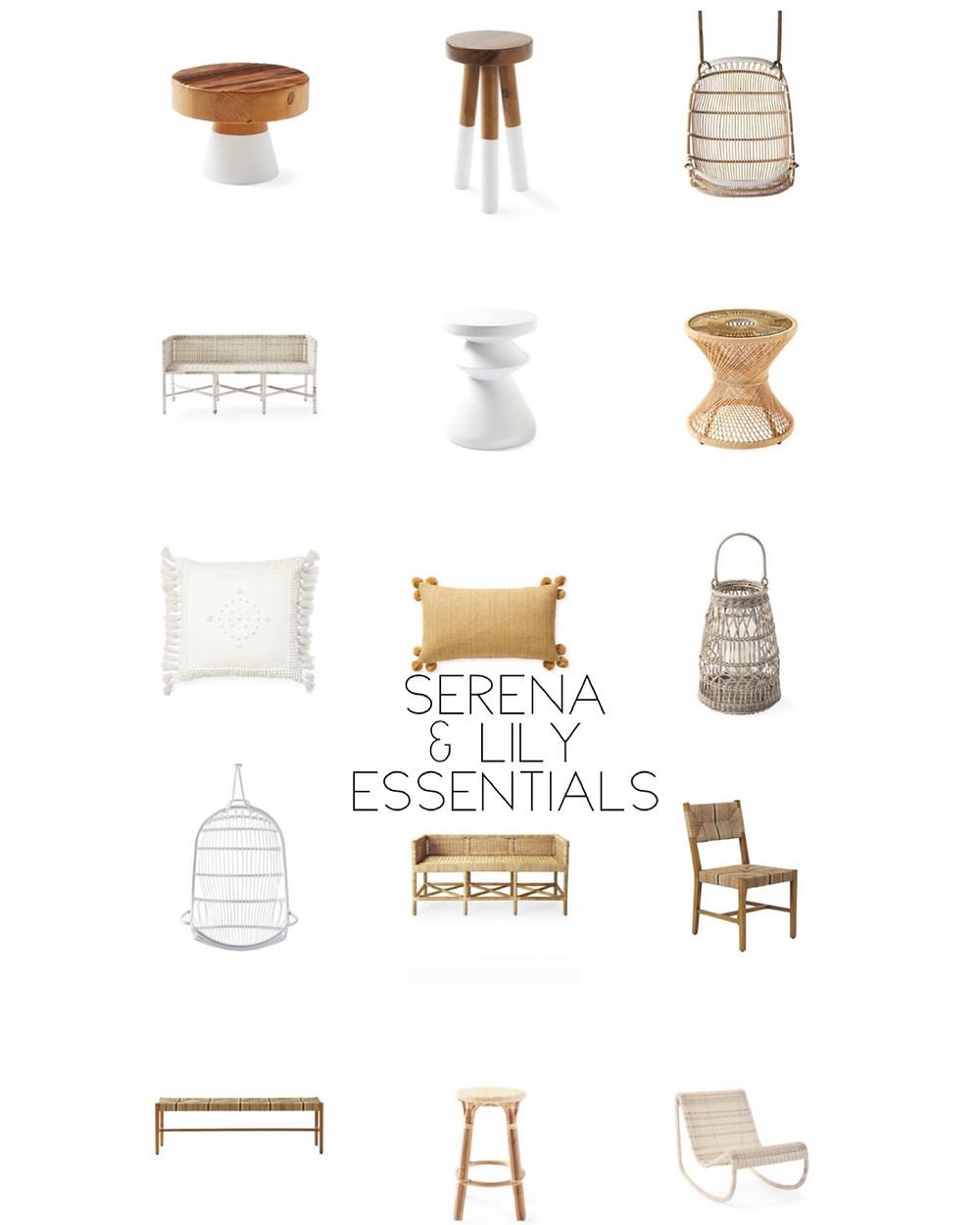 Serena & Lily essentials