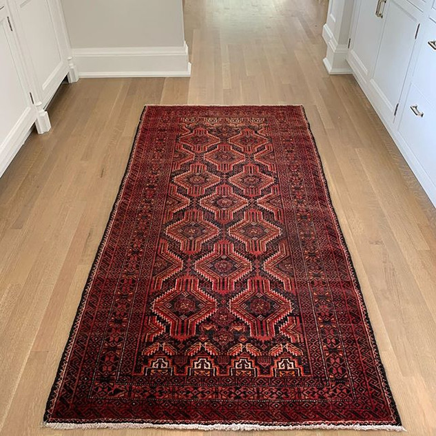 """This rug is named """"Zacharia"""" after my fi"""