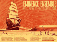 Eminence Ensemble Sets Out on Nationwide Tour in Support of New Album, Real News