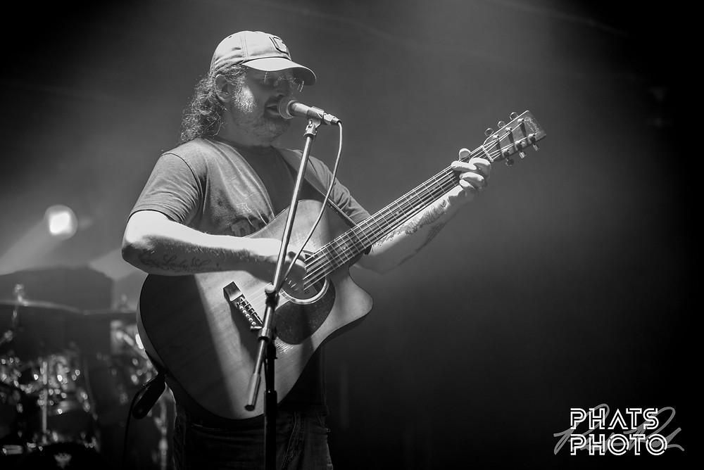 Dave Katz onstage