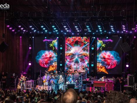 Dead & Company Celebrate 100th Show at Blossom Music Center