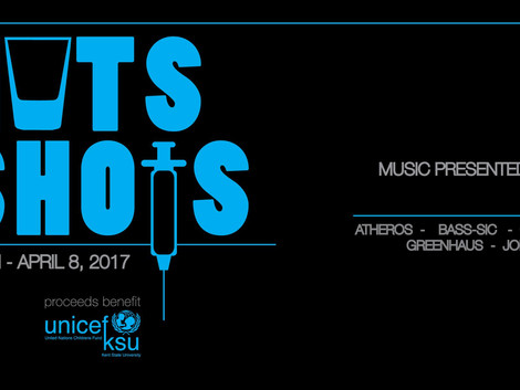 Shots for Shots Benefit Concert