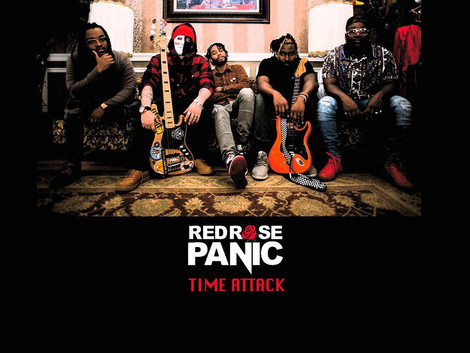 Red Rose Panic Releases 'Time Attack'