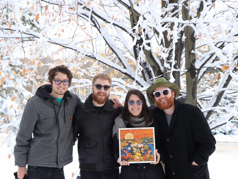 An Interview with The High Divers