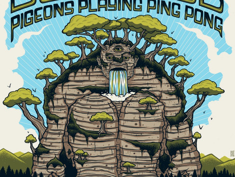 Review: Dopapod & Pigeons Playing Ping Pong