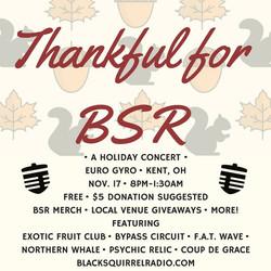 ThankfulforBSR