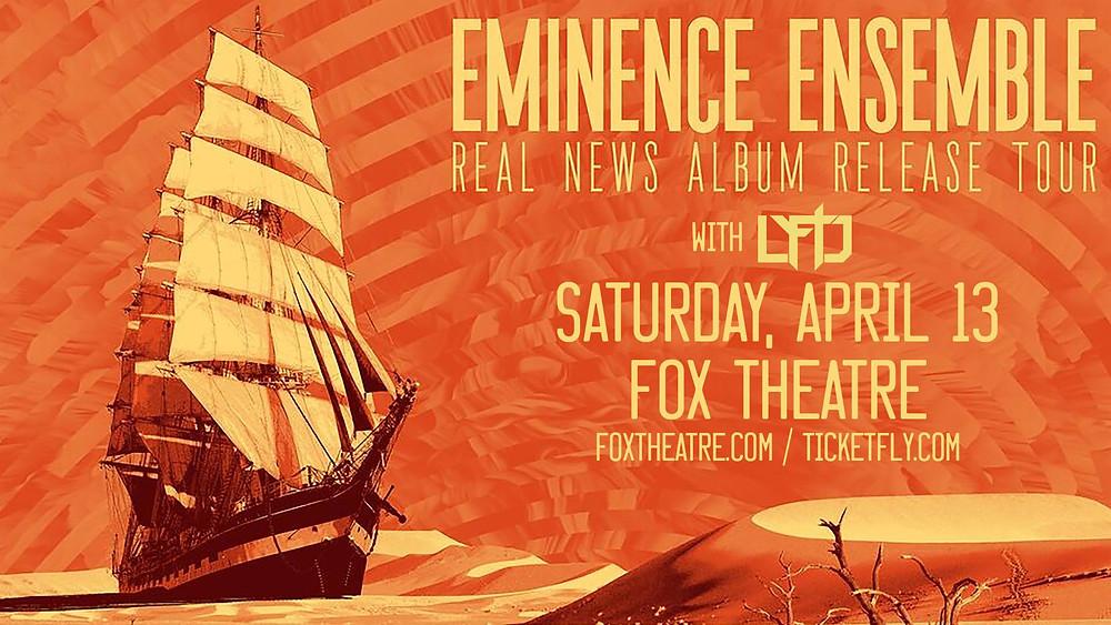 EE Fox Theatre graphic