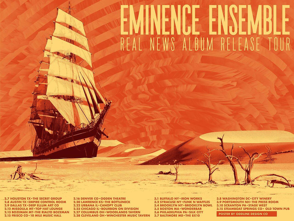 Tour graphic
