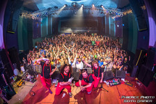 Pigeons Playing Ping Pong Sell Out DisNYE Show Run