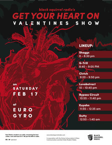 Get Your Heart On Valentine's Day Show