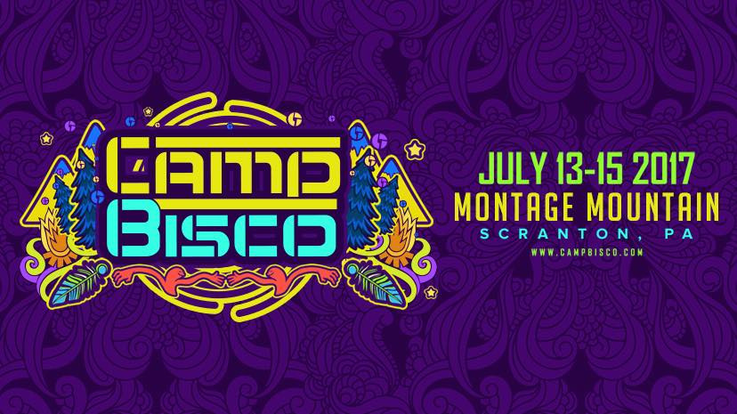 Camp bisco flyer