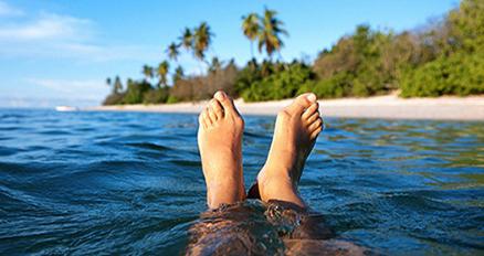 Quoi faire contre les pieds qui gonflent pendant la grossesse?