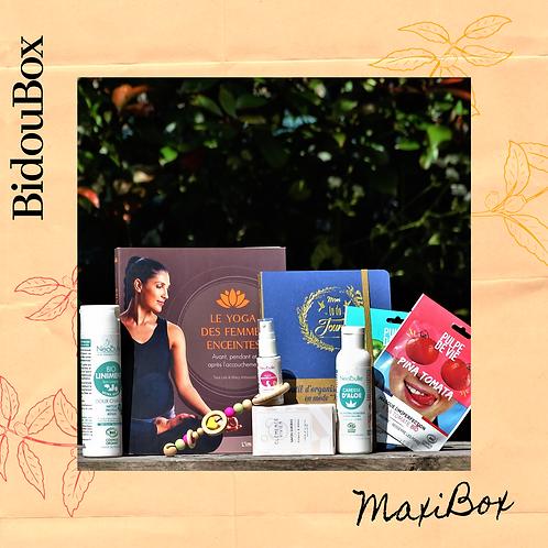 MAXIBOX 8 PRODUITS: la box maman et bébé !